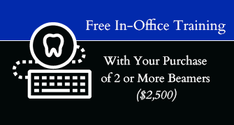 Free In-Office Training With Your Purchase of 2 or More Beamers ($2,500)